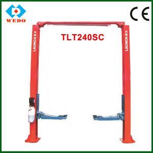 Cheap Launch lift car TLT240SC, two post car lift, used 2 post car lift for sale for sale