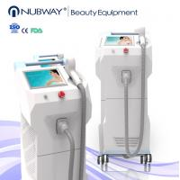 Cheap Nubway hot sale 600W Bars 808nm Diode Laser Hair Removal Beauty Machine with CE certification wholesale