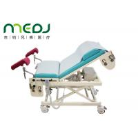 Cheap Height Adjuatable Gynecological Exam Table With Electric Power , Long Life for sale