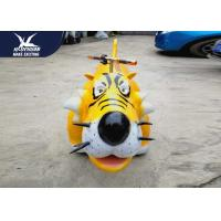 China Motorized Artificial Self Propelled Animal Scooter For Children Festival Decoration on sale
