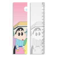 Cheap Straight Rulers 3D Lenticular Printing Service With Crayon Shin - Chan Design for sale