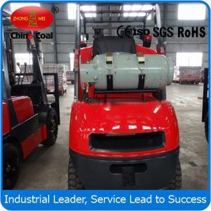 Cheap 1T-7T LPG Forklift Truck   2-2.5T Gasoline /LPG Forklift for sale