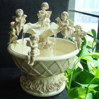 water vase resin fountain home decoration of guangzhoumeiwei