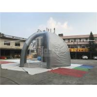 Cheap Durable Advertising Inflatable Tent , Blow Up Dome Shaped Spider Tent for sale