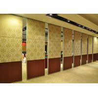 Cheap Sound Proof Doors Folding Panel Partitions  Metal Partition Frame Ceiling for sale