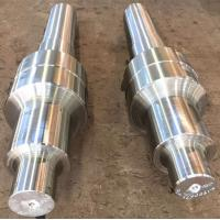 Cheap Forged Roll Steel Shaft 42CrMo Dia300 x L 2500mm for Steel Rolling Production Line for sale