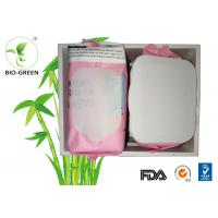 Cheap Customized Color Hypoallergenic Baby Wipes , Square Biodegradable Diaper Wipes for sale