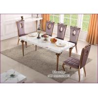 Buy cheap Velvet Stainless Steel Dining Room Chair For Sale With Good Quality (YS-1) from wholesalers
