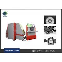 Cheap Inline Wheel Hub Casting NDT X Ray Machine Inner Outer Structure Nonconformity Detection for sale