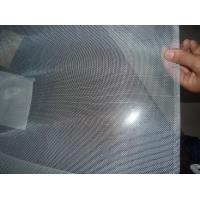 Cheap Anti Rust Stainless Steel Fly Screen Mesh Resistance To Impact Force Strong for sale