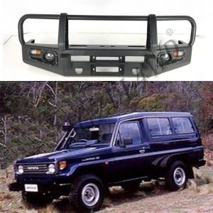Cheap Standard Front Bumper Guard For Toyota Land Cruiser FJ78 LC78 78 Series HZJ78 for sale