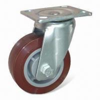 Cheap Heavy-duty Caster with 100 to 220kg Loading Capacity, Available in Various Platings for sale