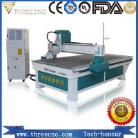 Cheap Sales promotion wood cutting machine price nonmetal cutting and engraving TM1325A, THREECNC wholesale