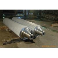 Cheap 42CrMo / 48CrMo High Pressure Carbon Steel Corrugated Forming Roller / Cast Iron Roller  OD 270 - 550mm for sale