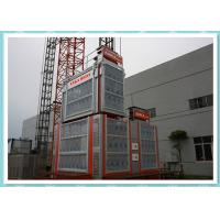 Cheap High Speed Personnel And Materials Hoist , 3000kg Load Capacity PM Hoist wholesale