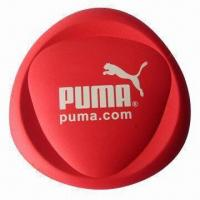 Cheap EVA flying disc, customized colors, logos, designs and patterns are accepted for sale