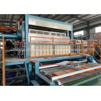 China Large Capacity Automatic Paper Pulp Tray Machine / Egg Tray Manufacturing Machine on sale