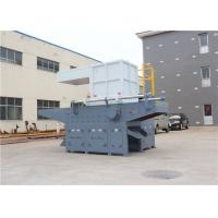Cheap Security Solid Waste Single Shaft Shredder Electrical Control Independent Power System for sale