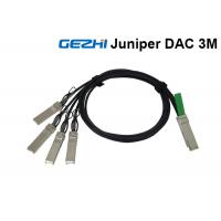Juniper Passive 40G Breakout Cable QSFP+ to 4 SFP+ For QDR Infiniband
