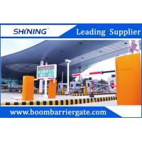 Cheap 0.3S High Speed Automatic Lane Boom Barrier Gate For Toll Booth Management for sale