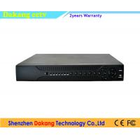 Cheap 24CH P2P Network Digital Video Recorder Hard Disk With SATA Port for sale