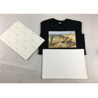 Cheap Mug Sublimation Heat Transfer Paper , 3G JET Opaque Inkjet T Shirt Printing Paper for sale