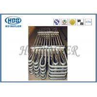 Cheap Low Temperature Boiler Economizer H Finned Tube , Economiser In Steam Power Plant for sale