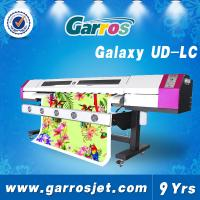 Cheap Galaxy UD181LC Digital Eco Solvent Printer for Flex Banner/Vinyl with DX5/DX7 Head for sale