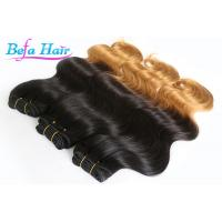"Cheap 8"" 10"" malaysian body wave hair weave 100% Unprocessed Human Hair for sale"
