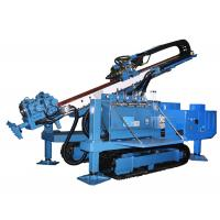Cheap Great torque Crawler drilling rig for anchoring , jet-grouting for sale