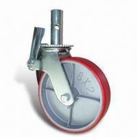 Cheap Scaffolding Caster, 8-inch Industrial Caster, Customized Designs are Welcome for sale