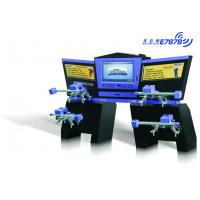 Cheap Computerized CCD 4 Wheel Laser Alignment Equipment With Global Vehicle Database for sale