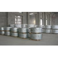 Cheap Roof Panel Hot Dipped Galvanized Steel Strip , Zinc Coated Steel Strip Coil for sale