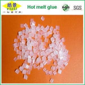 Cheap Low Temperature - Hot Melt Edge Banding , Transparent White Pellet wholesale