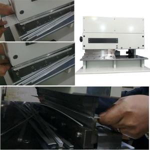 Cheap V Groove PCB Depanelizer Pre Scoring PCB Separator V-Groove PCB Depaneling for sale