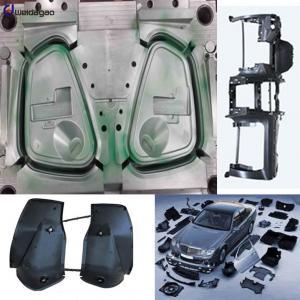 Cheap Automotive Electric Injection Molding / Plastic Moulding Electrical Car Fender for sale