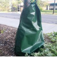 Cheap 15 Gallons Slow Release Watering Bag For Tree Dip Irregation PVC Material for sale