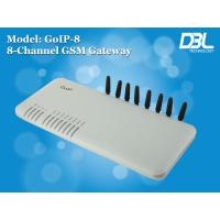 Cheap SMPP VoIP 8 RJ11 Port GSM Gateway , HTTP Gateway for Call Termination for sale