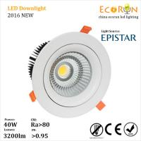 China china wholesale market 3.5inch indoor light adjustable cob led downlight 7w 10w 15w on sale