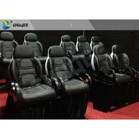 Cheap 12-40 People 9D Movie Theater 9D Cinema Equipment With Electric System for sale