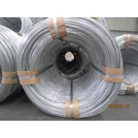 Buy cheap Soft Electro Hot-Dipped Galvanized Iron Wire , steel galvanized wire from wholesalers