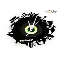 Cheap Novelty Abstract Wall Clock Gift Quartz Analog Clock Silent Movement for sale
