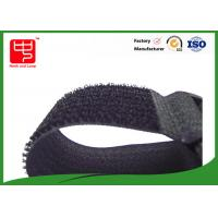 Buy cheap 40mm Width one sided hook and loop strap , releasable cable ties Nylon / polyester Material from wholesalers