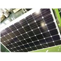 Buy cheap 270W MONO Grade A Solar Panel , Solar Power Panels Ip65 Rated Junction Box from wholesalers