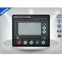 Cheap Automatic Diesel Generator Controller IP42 Gasket Continuous Power Supply for sale