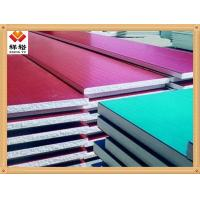 Buy cheap polystyrene sandwich panel/polyurethane sandwich panel/rockwool sandwich panel from wholesalers