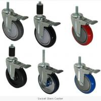Cheap Stem Casters-Total Locking Casters (CS-27) for sale