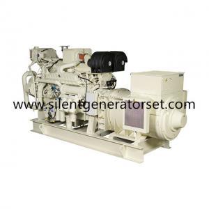 Quality 6bt5.9-gm83 Cummins Marine Diesel Generator Set Dc24v Electrical Starting wholesale