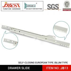 China EURO type drawer slide on sale
