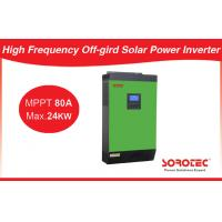 Buy cheap High Frequency Solar Power Inverters from wholesalers